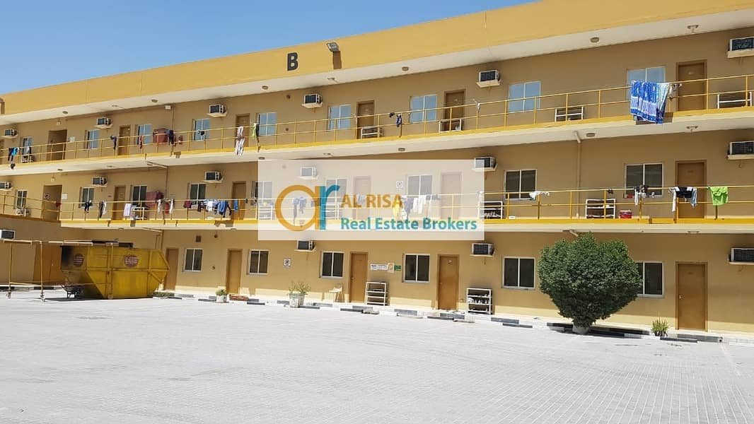 2 DISTRESS SALE! 208 Rooms Labour Camp at Jebel Ali 1