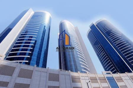 1 Bedroom Apartment for Rent in Al Reem Island, Abu Dhabi - Affordable Apartment W/Sea View