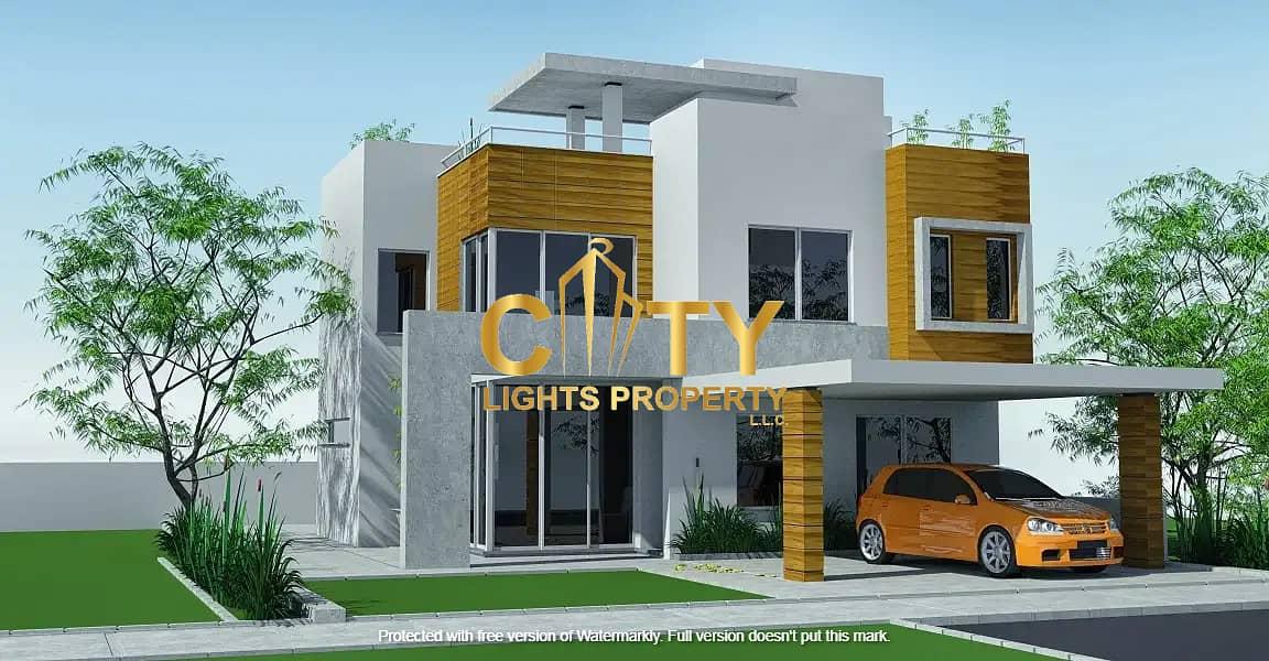 Modern Design Brand New VIP Villa