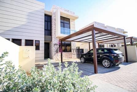 تاون هاوس 3 غرف نوم للبيع في داماك هيلز (أكويا من داماك)، دبي - TH-L | Vacant 3 BR+M Villa | Big Plot