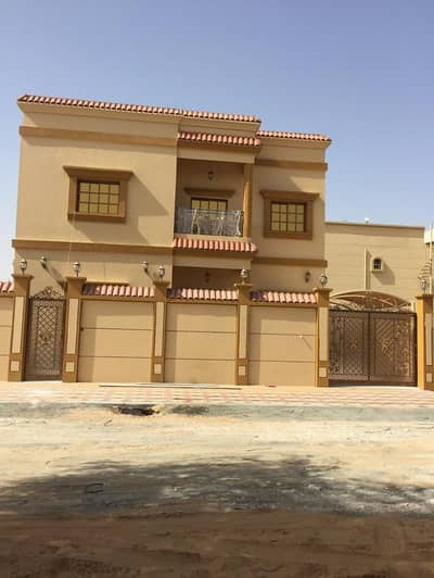 4 Bedroom Villa for Rent in Al Helio, Ajman - Villa for rent the first inhabitant of air conditioners