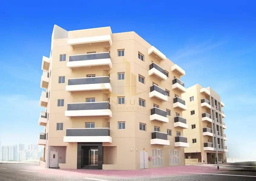 2BHK+M  Apartment for Rent in Queue Point   60K 4 Cheques