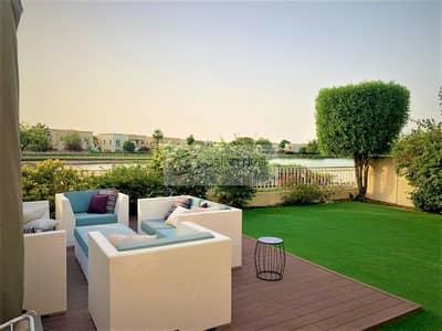 3 Bedroom Villa for Rent in The Springs, Dubai - Type 1E Villa | Full Lake View | Your Best Option