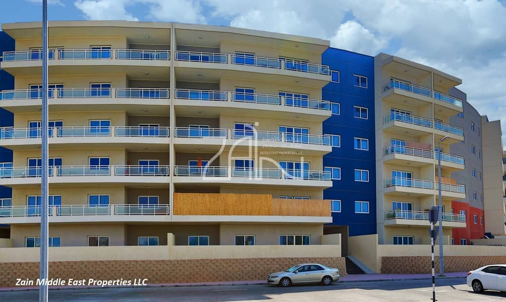 11 Spacious 1 BR Apt Type A Well Maintained