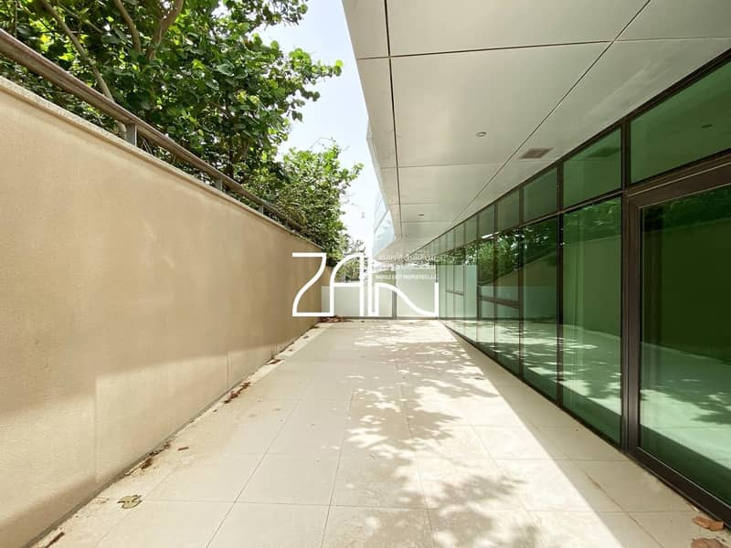 2 Well Maintained 2 BR Apt with Large Terrace