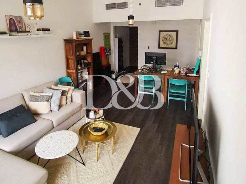 Spacious Resale Apartment With 6% Rental Return