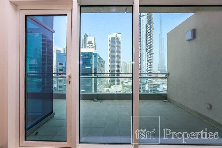 37 Burj Khalifa view Large 1 BR with huge balcony