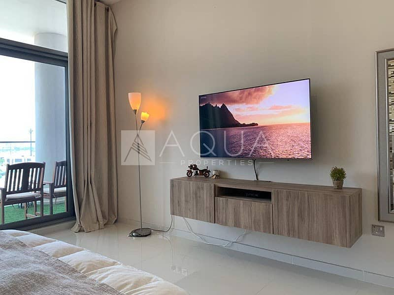 Unfurnished Studio With Open View | Loreto
