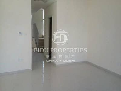 3 Bedroom Townhouse for Rent in DAMAC Hills (Akoya by DAMAC), Dubai - Biggest Plot | Corner Unit | Near Park Entrance