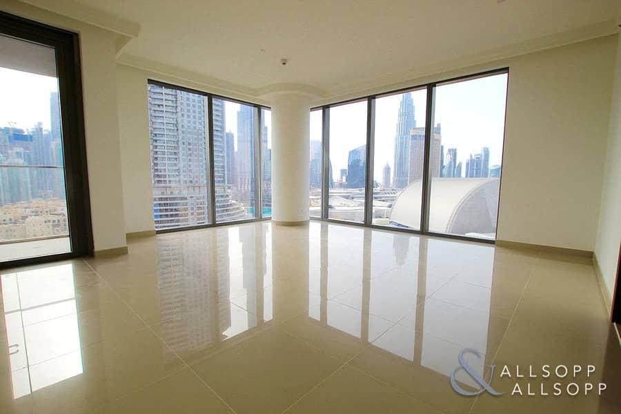 2 Boulevard Point | Two Bedroom | Burj View