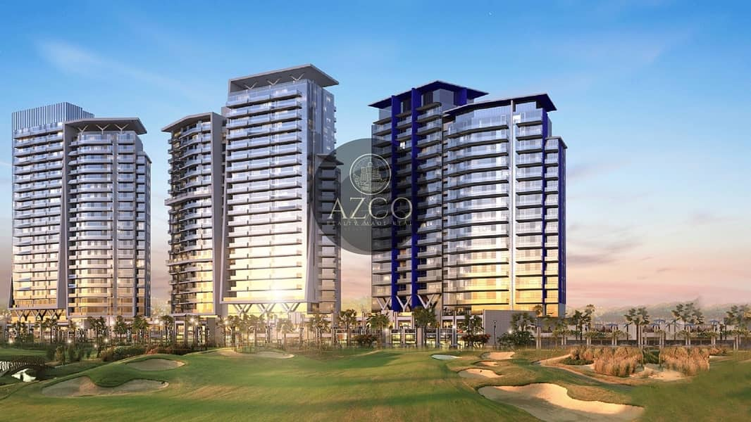 Intricate Design    Fully Furnished   3 Yrs Pay Plan