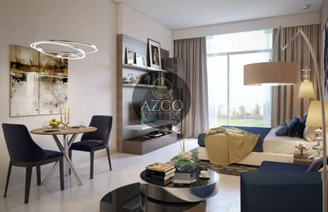 2 Bedroom Apartment for Sale in DAMAC Hills (Akoya by DAMAC), Dubai - 3 Yrs PayPlan | Landscape Beauty | Furnished