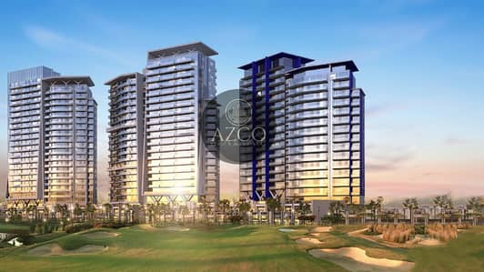 2 Bedroom Apartment for Sale in DAMAC Hills (Akoya by DAMAC), Dubai - Architectural Facade | Fully Furnished | 3 Yrs Payplan