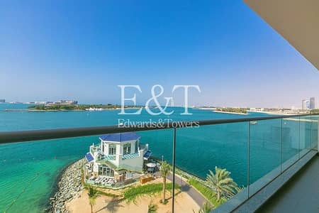 1 Bedroom Flat for Sale in Palm Jumeirah, Dubai - Full Sea View | Vacant on Transfer | PJ