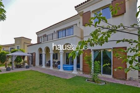 فیلا 5 غرف نوم للايجار في موتور سيتي، دبي - Motor City | Rare to market | Family Villa