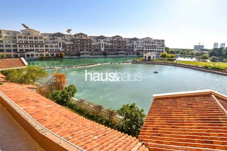 3 Bedroom Flat for Rent in Motor City, Dubai - Exclusive | Upgraded | Motor City | Lake View