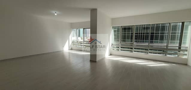 3 Bedroom Apartment for Rent in Corniche Area, Abu Dhabi - Beautiful 3 Besroom with Maidsroom