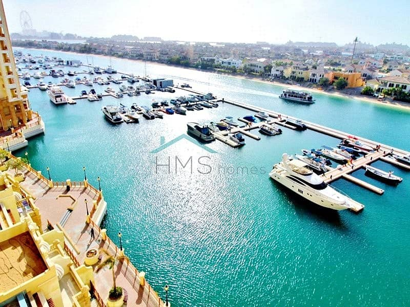 2 Full Sea and Sunset View | Vacant in May