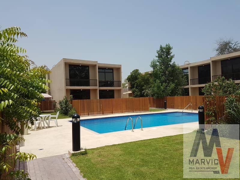 10 3 BR Villa in Al Bada for RENT