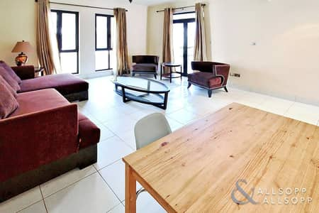 1 Bedroom Flat for Sale in Old Town, Dubai - Pool View | Spacious | 1 Bedroom | Vacant