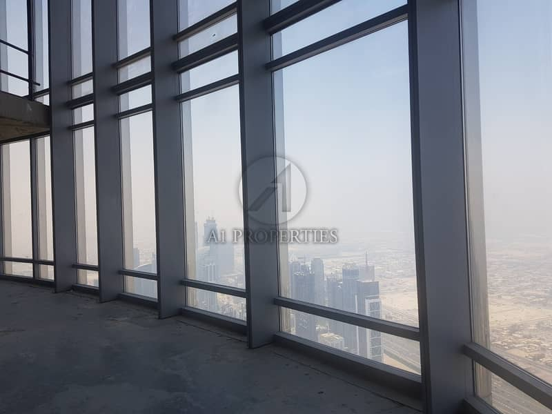 Duplex Penthouse to be owned in the World Iconic Tower