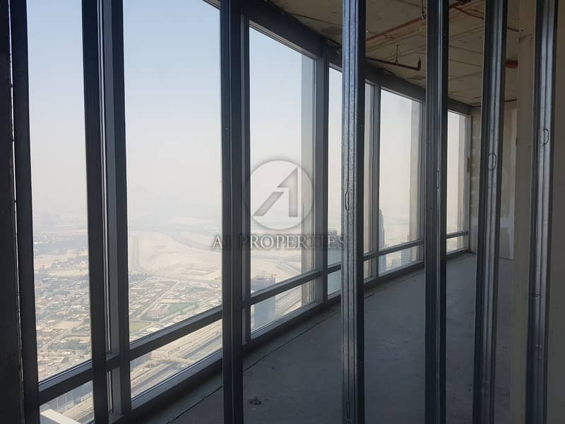 2 Duplex Penthouse to be owned in the World Iconic Tower