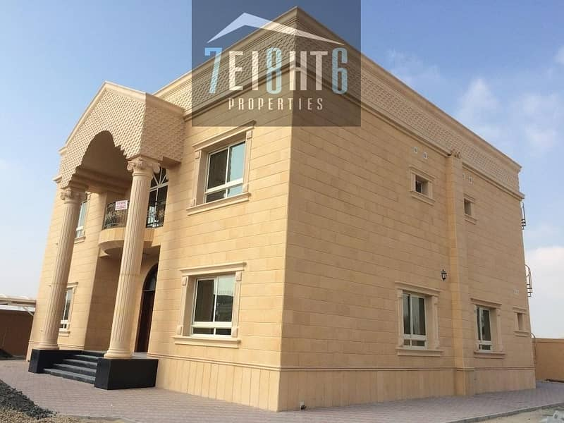 11 5 bedroom well maintained high quality villa + servant quarters + drivers room + 2 kicthens + large garden
