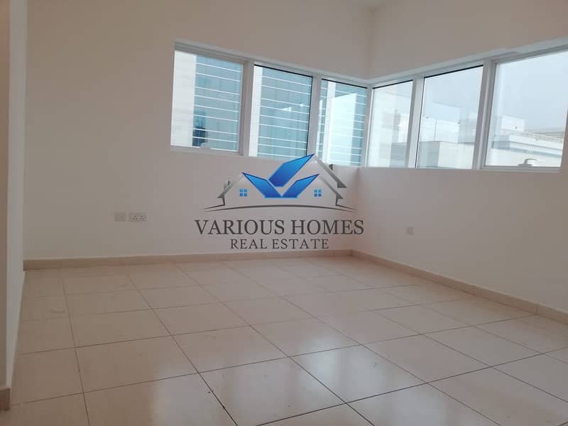 2 Nice View 01 BHK with Balcony at Al Nahyan Mamoura for 47-k