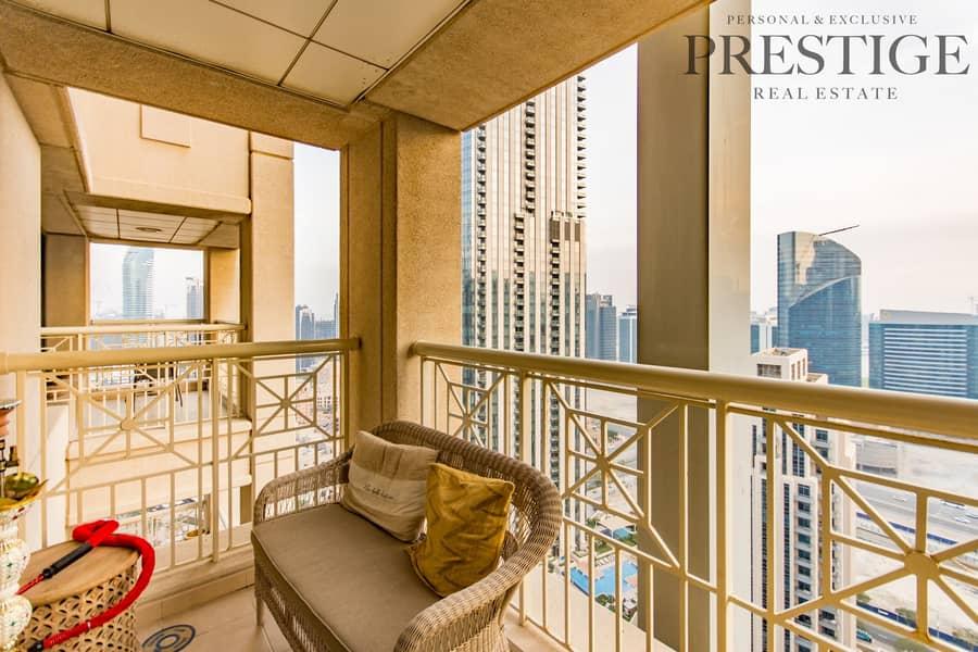 High-Floor Studio  | 29 Boulevard Tower  | Downtown