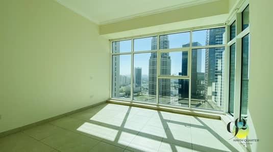 2 Bedroom Flat for Rent in Jumeirah Lake Towers (JLT), Dubai -  Best DEAL! Massive Living Space