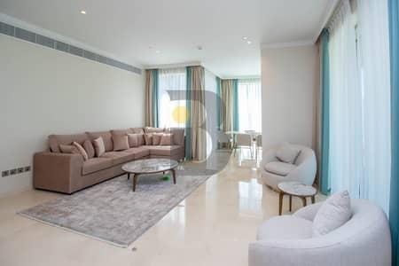 فلیٹ 3 غرف نوم للايجار في أبراج بحيرات الجميرا، دبي - Fully Furnished I Extra Maids - Study I Spacious