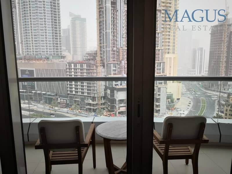 13 Fully furnished 1 br apartment all inclusive in rent