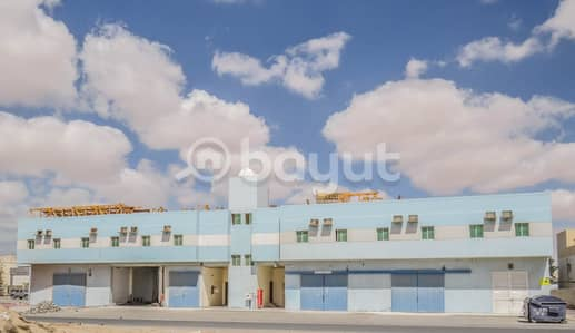 Labour Camp for Rent in Al Jurf, Ajman - NO COMMISSION | REDUCED PRICE | Great deal