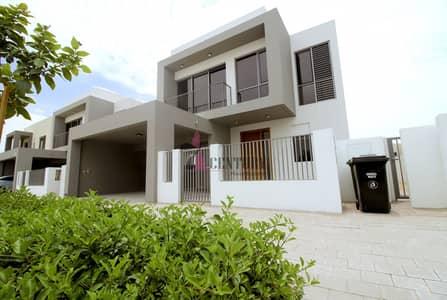 3 Bedroom Villa for Rent in Dubai Hills Estate, Dubai - 3BR+Maids   Single row   Ready to Move-in