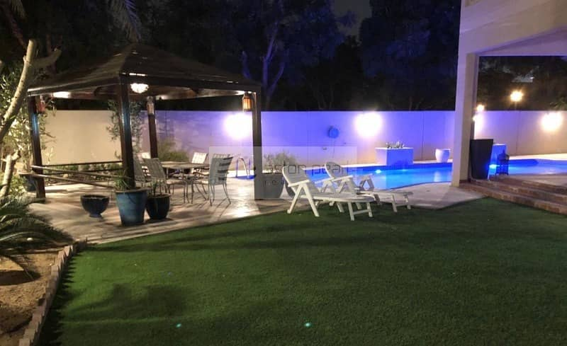 2 Furnished 4BR with Swimming Pool | Vacant on July