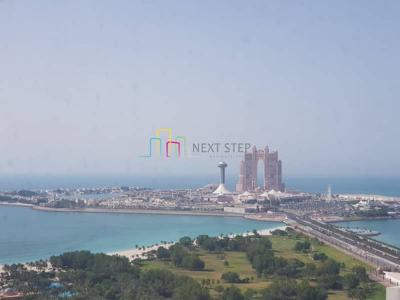 Enjoy Quality Living with Spectacular Views of Corniche (No Commission)