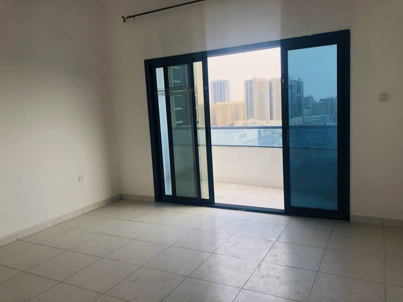 HUGE AND SPECIOUS STUDIO  AVAILABLE IN FALCON TOWERS
