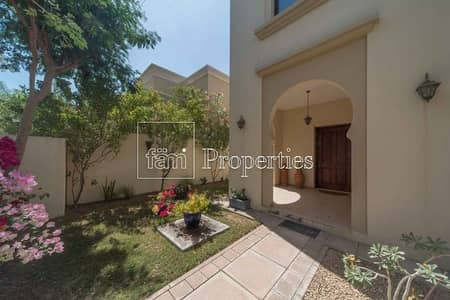 3 Bedroom Villa for Rent in Arabian Ranches 2, Dubai - Type 1 | Single Row | Landscaped Garden