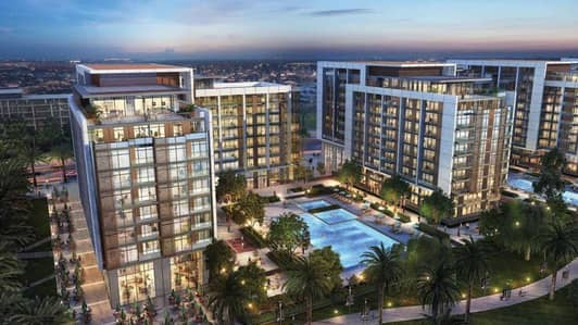 3 Bedroom Apartment for Sale in Dubai Hills Estate, Dubai - Stunning Residential Apartments   Park Heights II Dubai Hills   Offplan