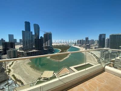 Exquisite  Spacious 3BH  Huge Balcony  Sea View