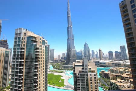 2 Bedroom Flat for Sale in Downtown Dubai, Dubai - High Floor | Vacant On Transfer | 2 Beds