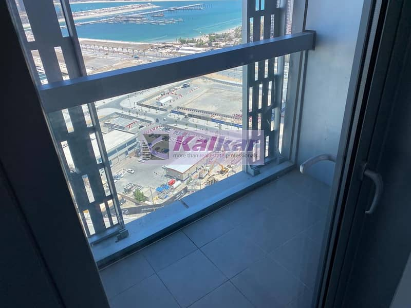 2  One Bedroom @ CAYAN TOWER with balcony & unobstructed view of marina  -AED.1