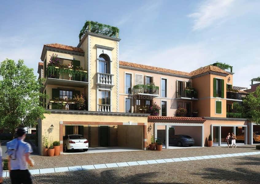 13 luxury freehold Beachfront villa in La mer jumeirah 1