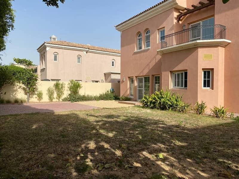 5Bedroom Single row Villa in Mirador Arabian Ranches