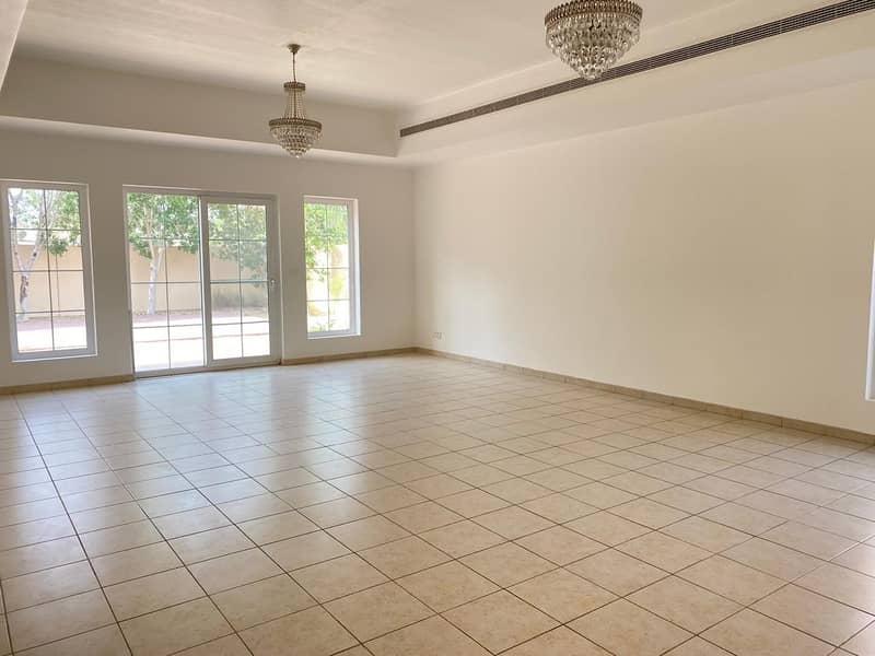 2 5Bedroom Single row Villa in Mirador Arabian Ranches