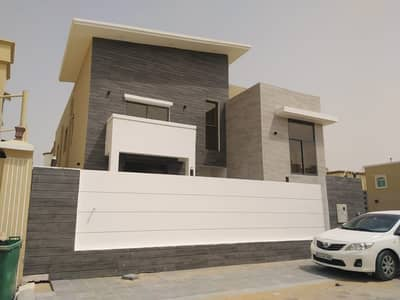 6 Bedroom Villa for Sale in Al Mowaihat, Ajman - In modern for sale - sophisticated European design - freehold with bank financing