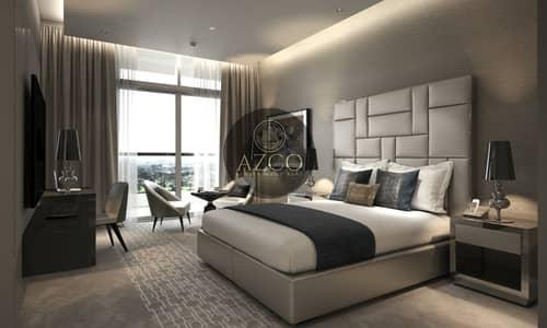 فلیٹ 3 غرف نوم للبيع في داماك هيلز (أكويا من داماك)، دبي - Massive Balcony | Greenery View | Attractive Plan