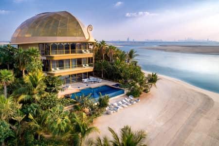 7 Bedroom Villa for Sale in The World Islands, Dubai - Sweden Bentley VIP Beach Palace | Resale