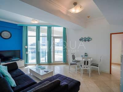 فلیٹ 2 غرفة نوم للايجار في دبي مارينا، دبي - Great Layout | Fully Furnished | 2 Bedroom