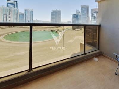 فلیٹ 1 غرفة نوم للايجار في مدينة دبي الرياضية، دبي - Best Price | Vacant 1BR | Furnished